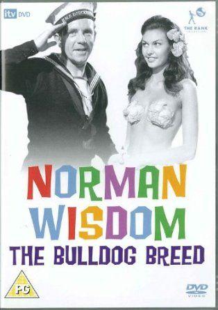 1960 The Bulldog Breed Norman Wisdom Ian Hunter David