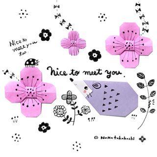 nice to meet you チューさん illustration collage