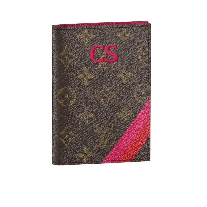 super popular cde4c 77ae0 Passeport cover mon monogram   travel   Louis vuitton, Monogram ...