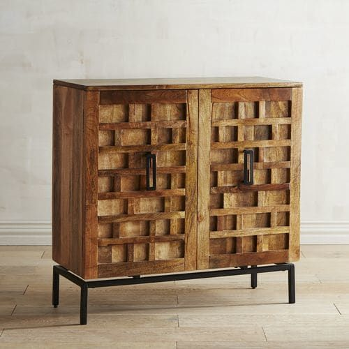 Finley Wood Cabinet Pier 1 Imports