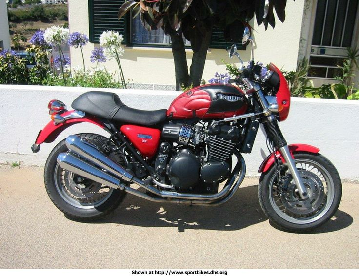 25+ best triumph thunderbird sport ideas on pinterest | triumph