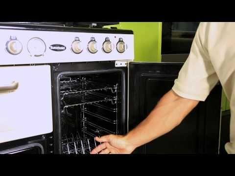 BPGE90 Harvey Norman Euromaid Appliances Freestanding Oven 