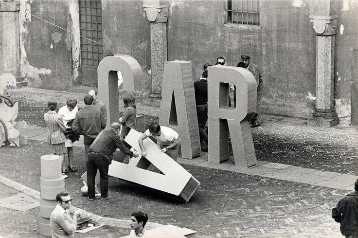Gianni Berengo Gardin, Carabinieri, 1968