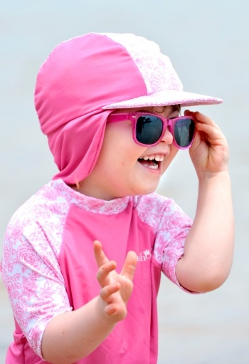 Rashoodz Bubblegum Pink Shadez (Kids Sunglasses)