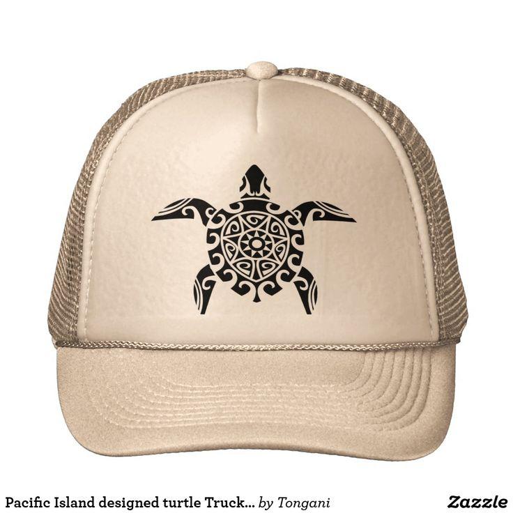 La isla del Pacífico diseñó el gorra de los
