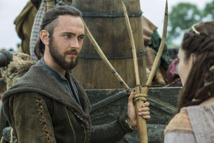 Vikings (TV Series) Vikings Season 3 - 3x01 - stills Judith