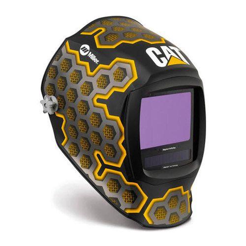 Miller 282007 CAT Digital Infinity Series Welding Helmet with ClearLight Lens Technology