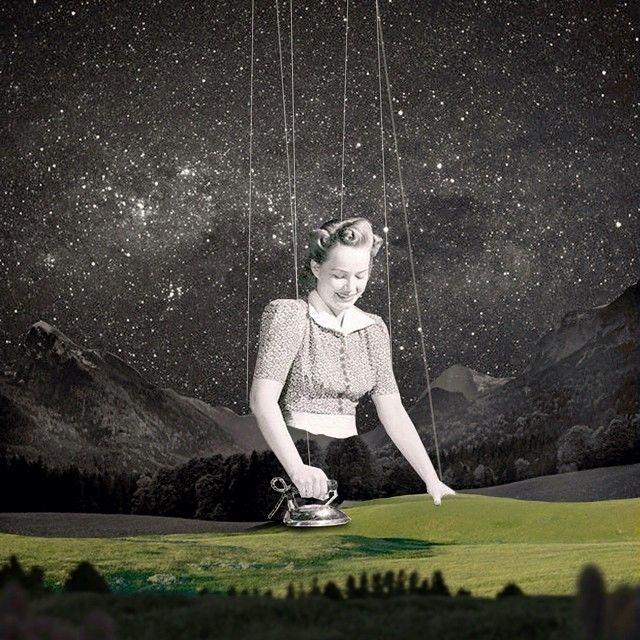 Art Director / Collage Artist