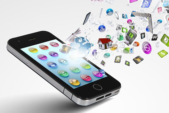 Learn how to make your own iPhone & Android apps.