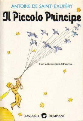 Il Piccolo Principe - Antoine de Saint-Exupery - 2414 recensioni su Anobii
