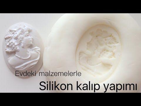DIY Silikon Kalıp Yapımı - YouTube