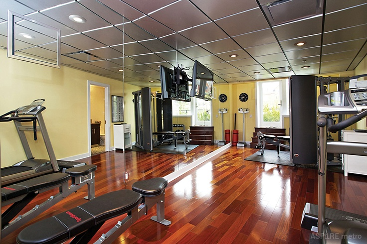 Best home gym images on pinterest garage and