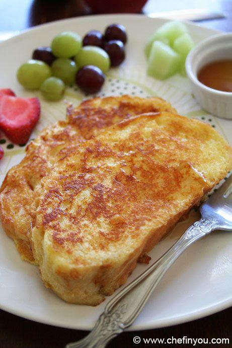 Fluffy French Toast Recipe