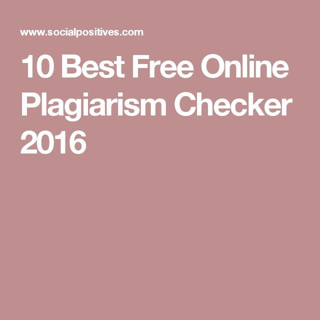 Dentistry free check essay for plagiarism