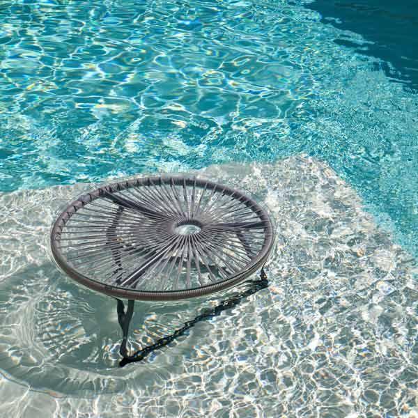 Les 25 meilleures id es concernant piscine resine sur for Resine sol exterieur point p