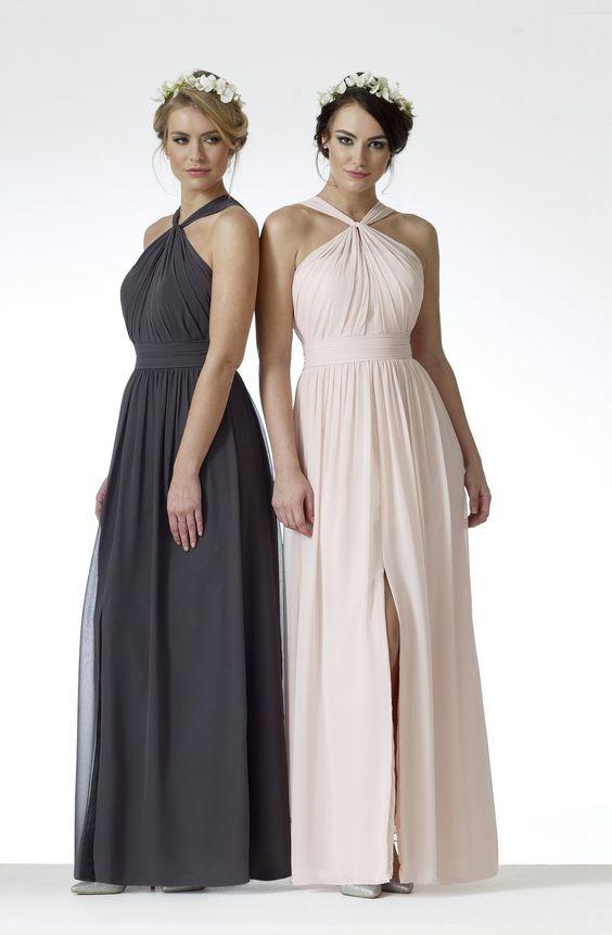 DAB11701 : D'Zage Bridesmaid Collection | Veromia