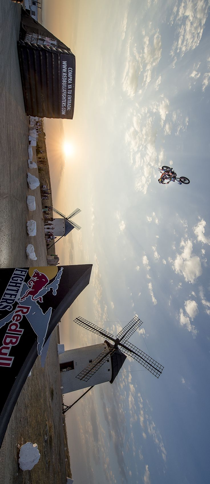 Welcome to the weekend. #redbull #xfighters