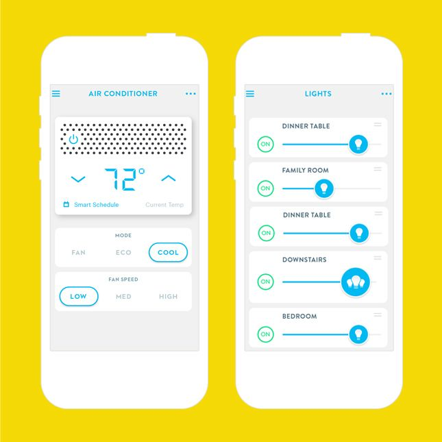 86 best Smart Home UI images on Pinterest | Mobile ui, Smart home ...