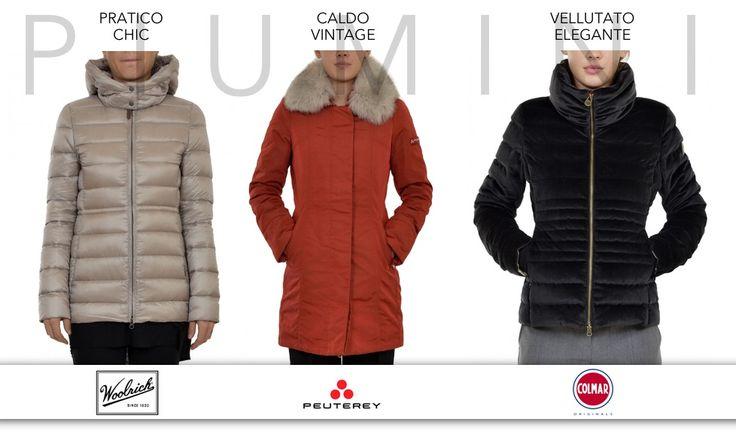 PIUMINO for WINTER! <3 Qual'è il tuo?  http://www.marsilistore.it/catalogsearch/result/?q=piumino  #marsiliforwomen #grandibrand
