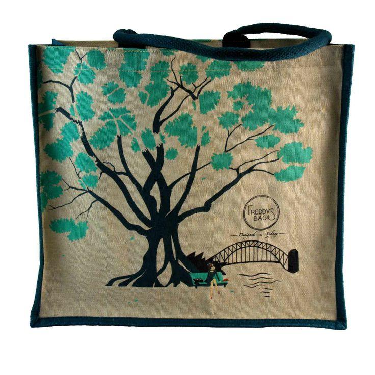 Fig Tree Tote Bag - Freddy's Bags