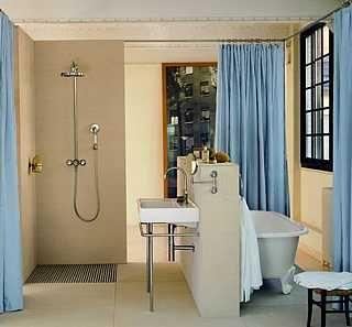 Ihr Badezimmer-Retro im Badezimmer