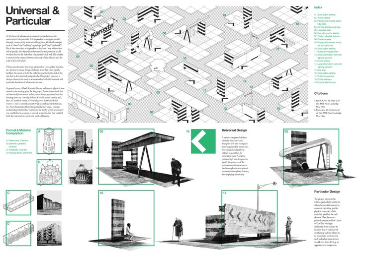 """Architecture competition """"War Port Microtecture"""" honorable mention - Michael Stonikinis"""