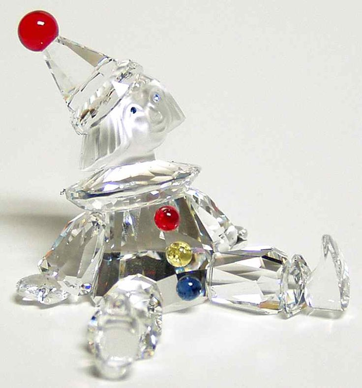 Swarovski Crystal Figurines | Swarovski Crystal Figurine Puppet 1663304 | eBay