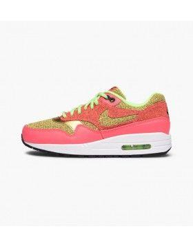 cheap for discount 69453 164ea Nike Air Max 1 SE Dames Spook Groen Loopschoenen 881101-300€ 60,