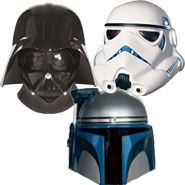 Official Star Wars Costumes - Halloween Star Wars Costumes - Authentic Star Wars Costumes