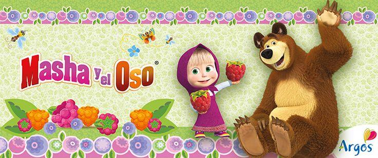 Resultado de imagen para masha y el oso