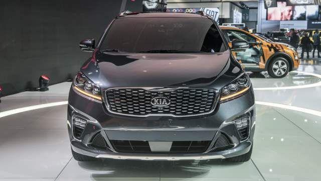 Kia Sorento Hybrid 2020 Redesign Engine And Changes Kia Sorento Kia Sorento