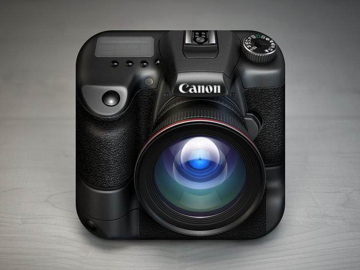 DSLR FINAL 30 Highly Skeuomorphic Icon Designs With Incredible Detail