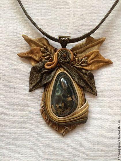 Бижутерия для женщин, элегантный подарок, стильное украшение, подарок на любой случай, подарок маме, украшение из кожи