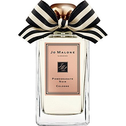 Exclusive: JO MALONE Pomegranate Noir cologne imited-edition collector's bottle.