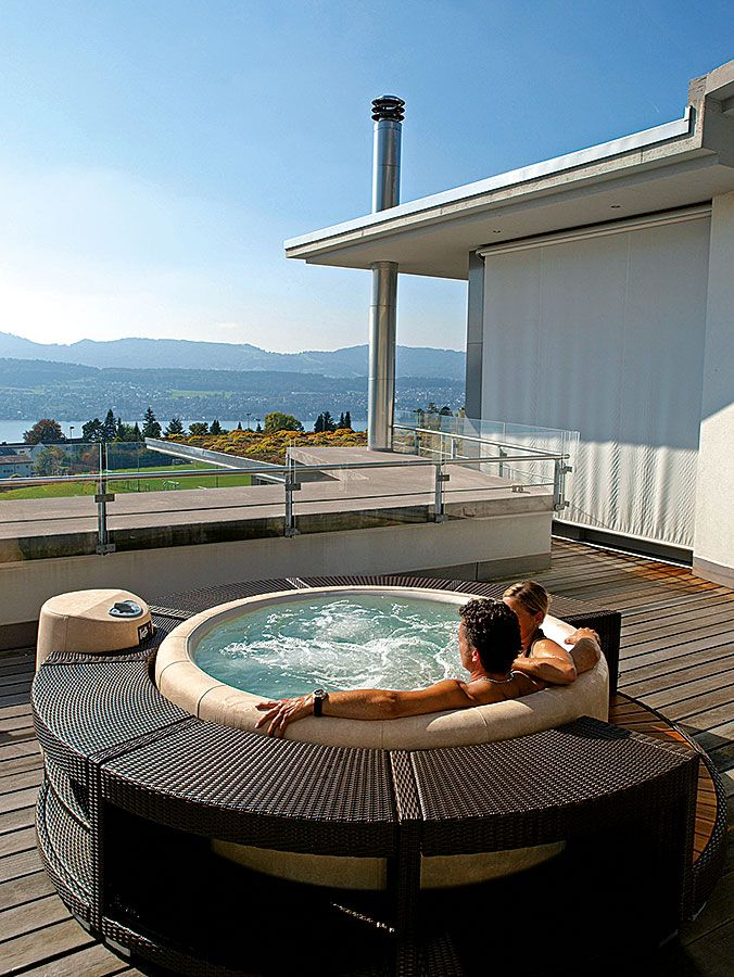 they literally go anywhere softub favorites pinterest. Black Bedroom Furniture Sets. Home Design Ideas