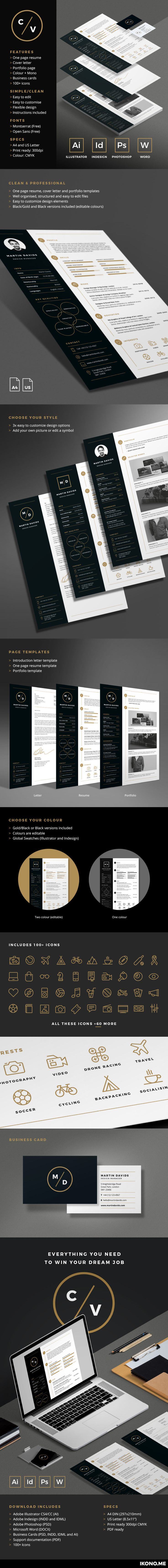 76 best Resume images on Pinterest | Resume, Resume design and ...