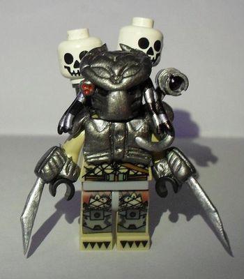 Predator Custom Minifigure