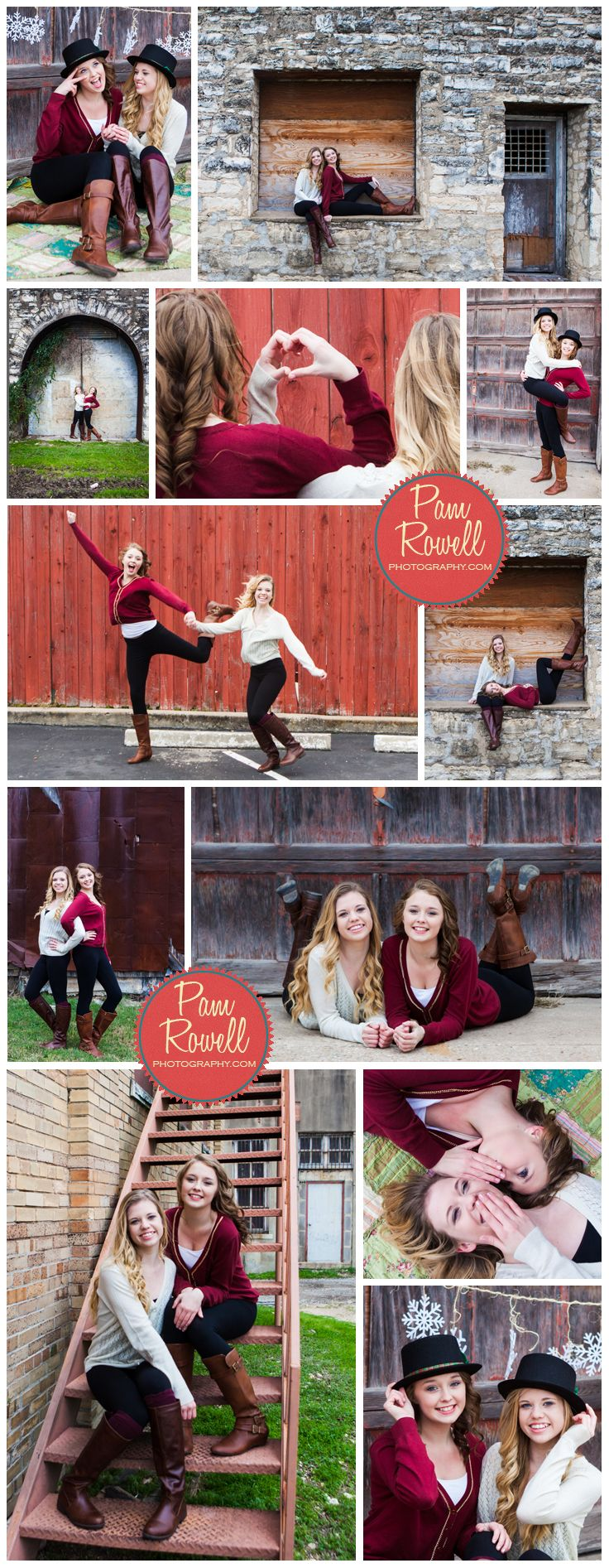 A few months ago I did a Best Friends Photo Session on Instagram. Kye and her friend Katie won one of the free sessions! We were trying to get them done before Kye left to go out of town, so we picked the coldest day possible! It was 23 degrees. We were planning a winter session, but their winter…