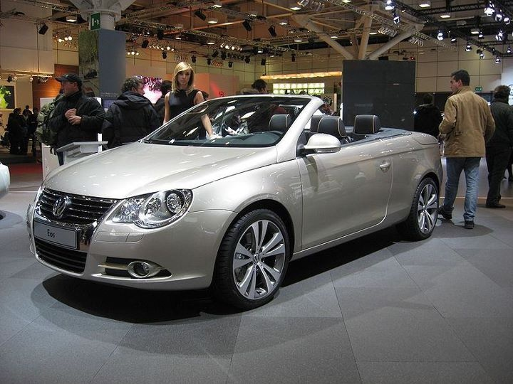 VW Eos my car and I love it!