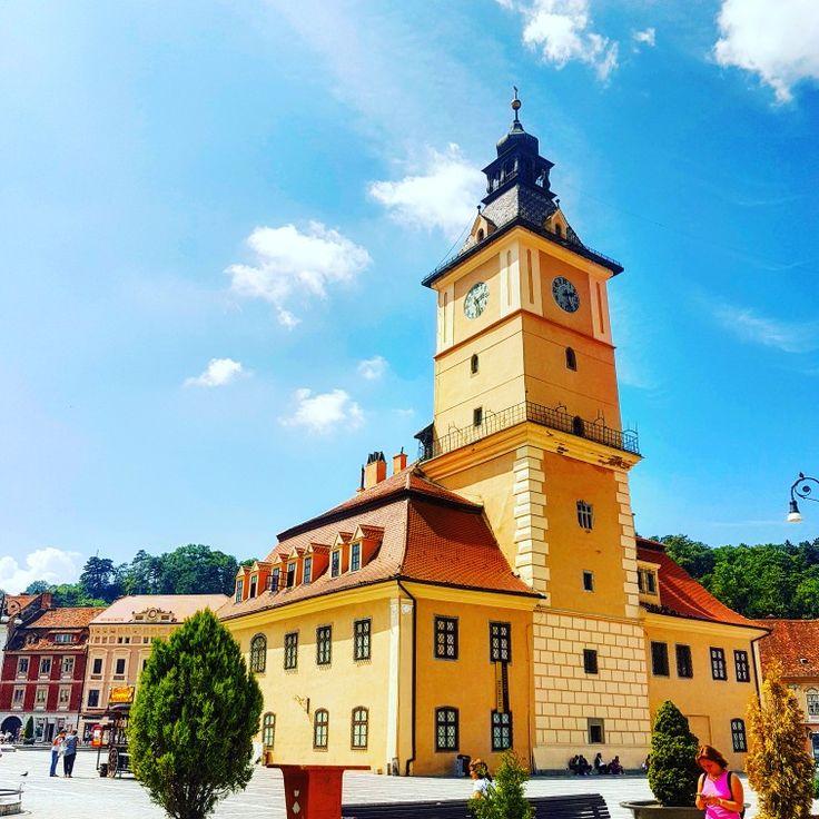 Piata Sfatului - Brasov