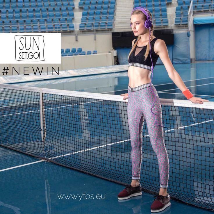 The F Blog: #NewIn || Sun Set Go 'Activewear Collection'