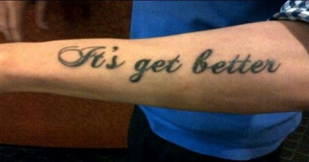 The 24 funniest tattoo fails you've ever seen. #9 made my stomach ...