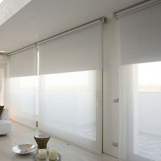 Cortinas Black Out dobles