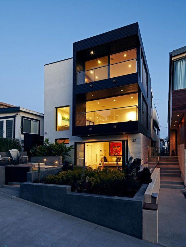 Stunning Modern House Design stunning modern houses inside and also interior design modern home modern houses inside kitchen Stunning Modern Transformation Of Manhattan Beach House