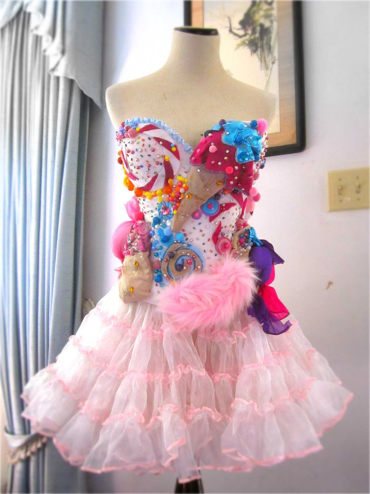 Katy Perry California Gurls Candyland Costume by TheShiningPolaris on deviantART
