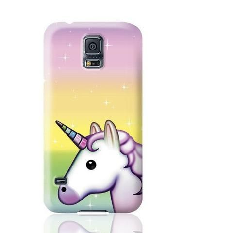 Rainbow Unicorn Phone Case - Samsung Galaxy S5 - Cinderbloq Cases & Accessories