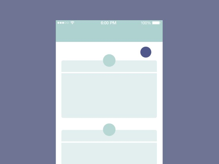 GIF for Pull Down — Space Ship by Tamara for Tubik Studio