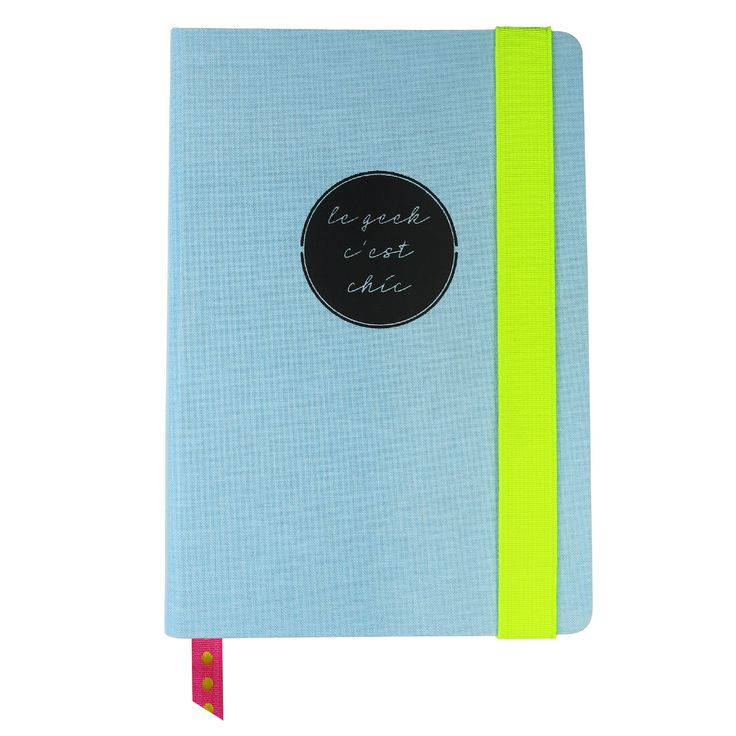 Le Geek C'est Chic Journal   Fanciful Pages   Wolf & Badger