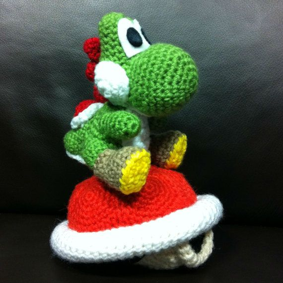 Mini Yoshi Amigurumi : 17 Best images about Nintendo World on Pinterest Mystic ...