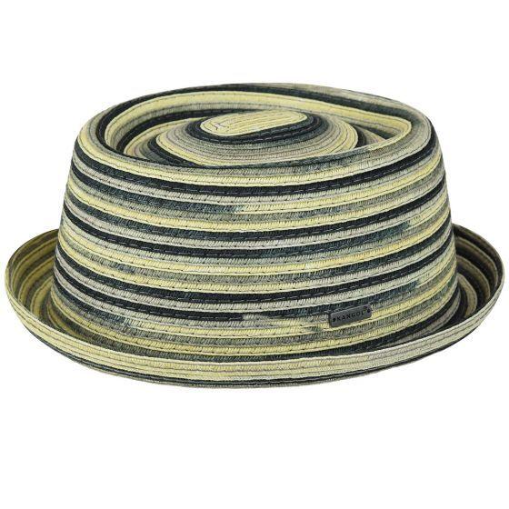 Spacedyed Braid Pork Pie   – Hat